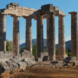 Corinth, Greece.
