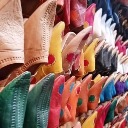 Leather Markets, Fes, Morocco