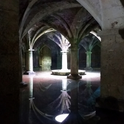 The Mysterious Cistern, El Jadida, Morocco