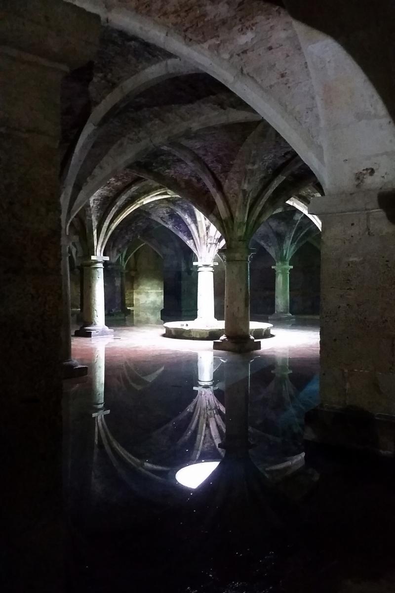 The Mysterious Cistern, El Jadida, Morocco