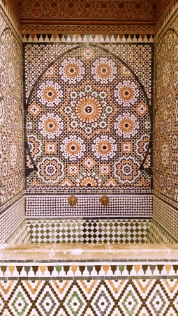 Water Tap, Marrakesh, Morocco