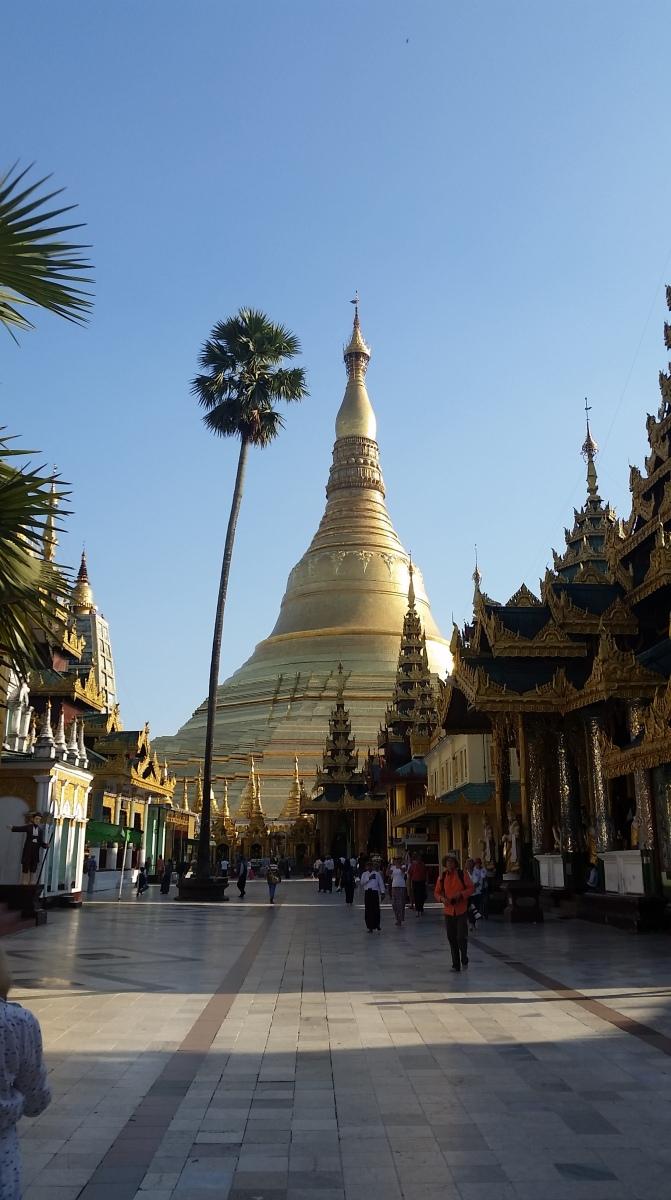 Yangon, Myanmar (Burma)