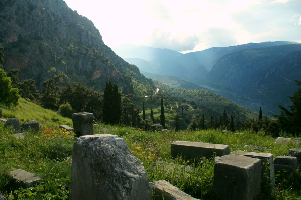 The view from Delphi.
