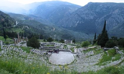 The Delphi Theatre.