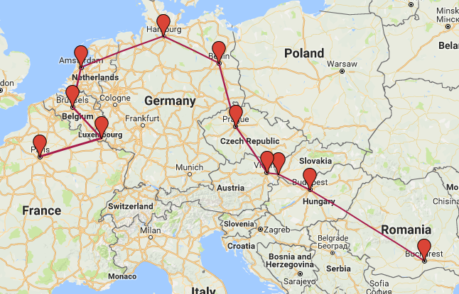 European Route