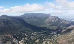 Table Mountain.