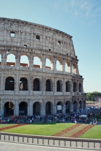 Colosseum at Rome.